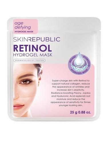 Skin Republic Bakım Maskesi Renksiz